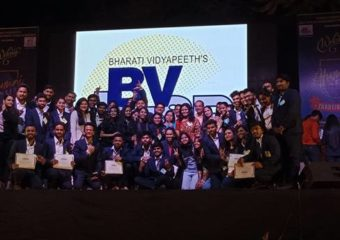 Alumni meet @ BVIMSR
